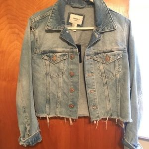 New! Denim jacket